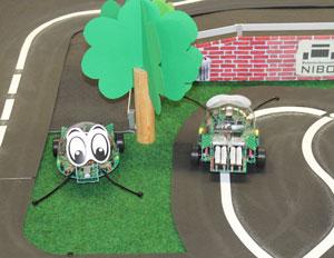 NIBObee Roboter