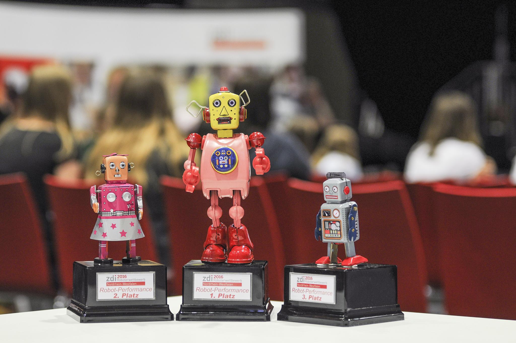 zdi Roboterwettbewerb